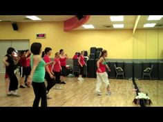 zumba fitness-SWAY