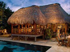 Seafront Resort : Placencia, Belize