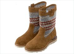 Visvim FOLK Wabanaki boots. Wicked cool but not for a thousand bucks!
