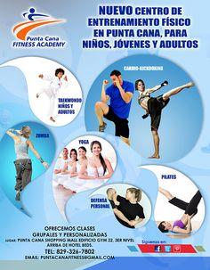 Punta cana Fitness Academy nuevo centro de entrenamiento fisico en punta Cana - Bávaro