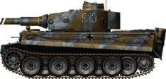 2-SS-PzGRenDiv, russia 1943, Ausf. E, early version, 2nd SS Panzergrenadier Division, Eastern front, fall 1943.