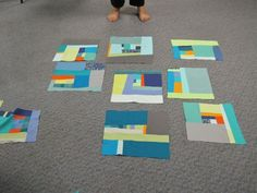 1000 Images About Abstract Quilts On Pinterest Quilt