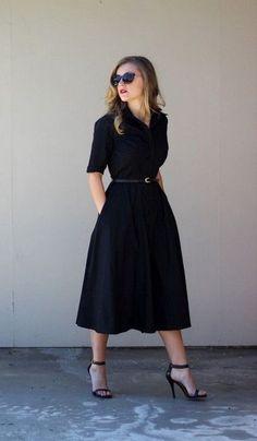 Tailored Dress 53