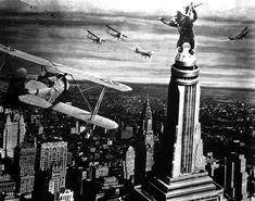La breve historia de King Kong, ver y leer en anibalfuente.blogspot.com.ar