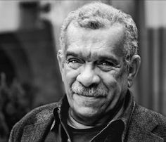 """""""The sky cracked asunder / and a forked tree flashed, and suddenly that black rain / which can lose an entire archipelago // in broad daylight was pouring tin nails on the roof, / hammering the balcony."""" Derek Walcott, 2015 Lifetime Recognition Award"""