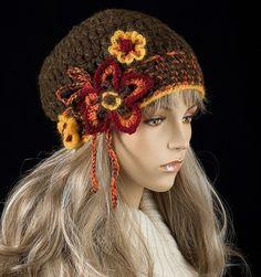 Lovely Crochet Cap