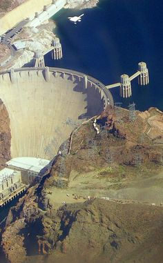 The Hoover Dam | Travel | Vacation Ideas | Road Trip | Places to Visit | Boulder | NV | Historic Site | Tour | Other Historical | Architectural Site | Tourist Attraction