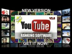 Youtube Ranking Software V2.5