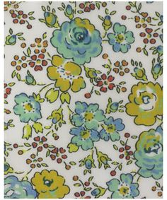 liberty of london fabrics....something to save up for!  Some day I will have enough $$$ to buy some of this fabric, it is the softest cotton I've ever felt.