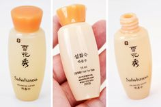 Sulwhasoo Skincare Basic Kit|Balancing Water (full size $55 for 125 ml)