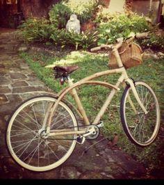 Bamboo-bicycle