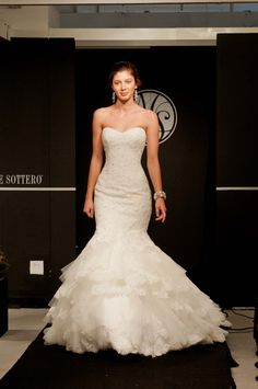 Maggie SotteroAdalee from our Fall 2012 collection.