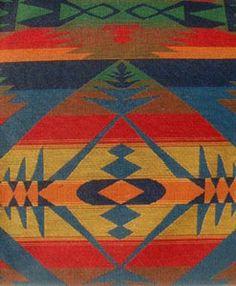 Southwest Fabric  #cricut