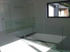 barandilla en vidrio templado