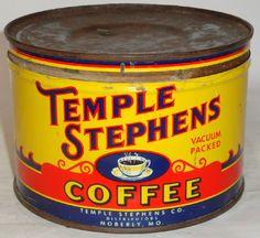 Temple Stephens Coffee