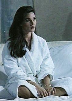 """""""Monica Bellucci in La Riffa (1991) """""""