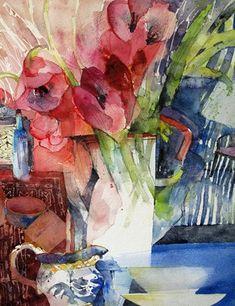shirley trevena watercolour