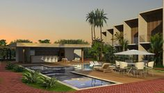 Condomínio de apartamentos, tipo village, com opções de 2 ou 3 quartos e total infraestrutura. Empreendimento moderno e diferenciado, localizado a poucos metros da praia do Coral em Itacimirim, uma das melhores praias da região.  Saiba mais aqui - http://www.imoveisbrasilbahia.com.br/itacimirim-lancamento-de-condominio-com-14-villages-a-venda