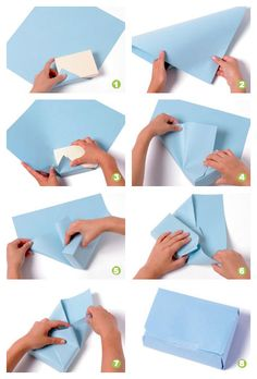 Gift wrapping techniques!