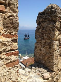Alanya Castle,Turkey. Alanya Castle - One of the most popular places to visit when you live in or visit Alanya is the castle. The views are spectacular by day or night. We always take guests of Malibu Invest Real Estate to look at the castle when they first arrive in Alanya. Alanya is an amazing place to invest and perfect for a second home in the sun.