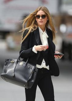 bc0135be273 Rules of Style – Olivia Palermo - The Simply Luxurious Life® Office  Outfits