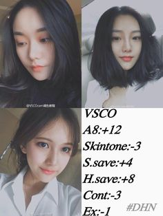 Công thức VSCO