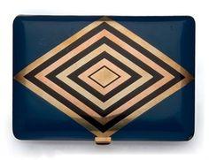 Art Deco Cigarette Case - 1930's