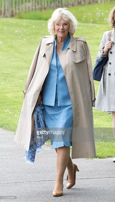 Camilla, Duchess of Cornwall visits Corrymeela Community Ballycastle on May 22, 2015 in Antrim, Northern Ireland. Prince Charles, Prince of Wales and Camilla, Duchess of Cornwall visited Mount Stewart House and Gardens and Northern Ireland's oldest peace and reconciliation centre Corrymeela on the final day of their visit of Ireland.