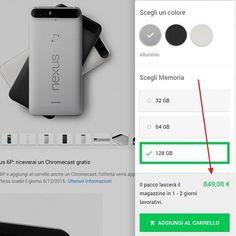 Huawei Nexus 6P arriva ufficialmente in Italia nella versione da 128GB http://j.mp/1QeeIxU #Huawei #Nexus6P #nexus #smartphone #android #news #TuttoSmart #tecnologia #tech #instagram #instapic #instagood http://j.mp/1LfV0QA