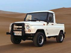 Baijah Automotive, или как УАЗ Германию покорял. — «История автомобилестроения» на DRIVE2