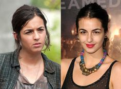 Alanna Masterson (Tara Chambler) from The Walking Dead Stars In and Out of Costume | E! Online
