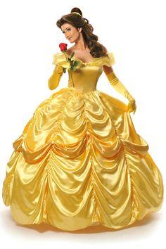 Disney Princesses - Ryan Astamendi's Belle Photoshoot: An Interesting Inversion