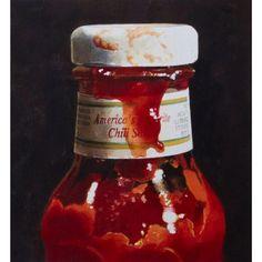 Ralph Goings, American Chili Sauce