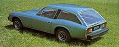 1975 Jensen-Healey GT