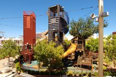 23 Spots That Will Make You Want To Get To The Las Vegas Strip Right Now: The Treehouse at Container Park