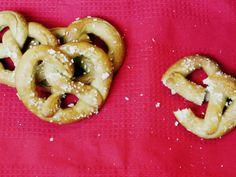 cómo hacer pretzels
