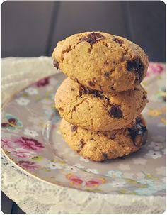 cookies potimarron et beurre de coco