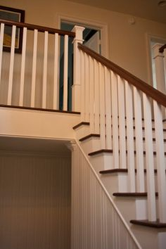 Bailey - traditional - staircase - orange county - James Glover Residential & Interior Design