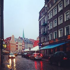 Rīga old Town, Latvia