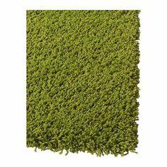 Amazon.com - Ikea Hampen Rug Bright Green High Pile