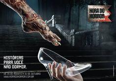 Que tal este postal da Hora do Horror no Hopi Hari? #medo