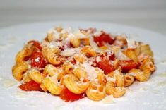 Penne all'arrabbiata Weight Watchers