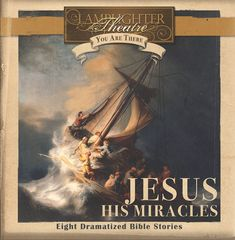 Dramatic Audio CD - You Are There Series - Jesus' Miracles – Lamplighter Publishing Online Store