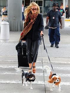 Julianne Hough gives me such dog envy