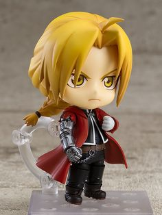 """Crunchyroll - It's A Day For Dangerous Chibis With """"Tanya The Evil"""" And """"Fullmetal Alchemist"""" Nendoroids On Sale"""