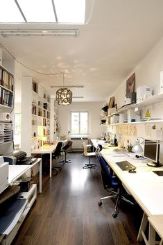 A1Architects - Own Studio   via family office space