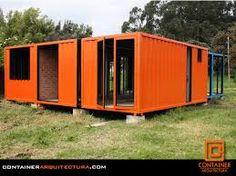 Resultado de imagen para casas de container chile