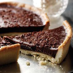 Tartă cu ciocolată à la Gordon Ramsay! O reţetă delicioasă, foarte simplă, gata în doar 20 de minute! VIDEO pas cu pas | Food a1.ro
