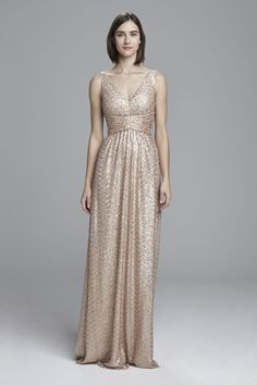 Champagne Gold Bridesmaid Dresses 2016 Pleats Long Gold Maid of Honor Dresses Reception Dresses Gold Sequin Bridesmaid Dresses Amsale Bridesmaid, Gold Bridesmaids, Sequin Bridesmaid Dresses, Affordable Bridesmaid Dresses, Wedding Dresses, Amsale Bridal, Sparkly Dresses, Reception Dresses, Wedding Outfits
