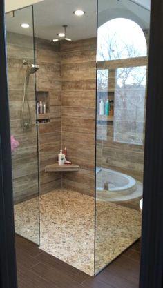 Bathroom Tiles Trends 2016 wood look tile flooring popular | kitchen & bath trends 2016